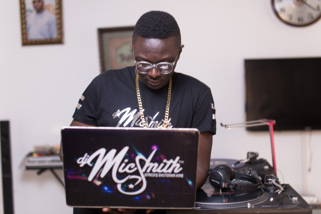 DJ Mic Smith and DJ Vision of YFM, DJ Adviser Pick up 2017 Best DJ's Awards