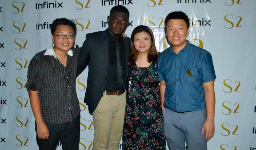 Infinix launch S2 onto the Ghanaian market at the University of Ghana