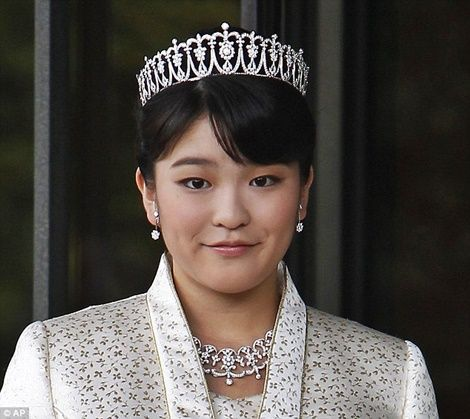 Japanese Princess 'Gives Up Her Royal Status To Marry A 'Beach Tourism' Worker