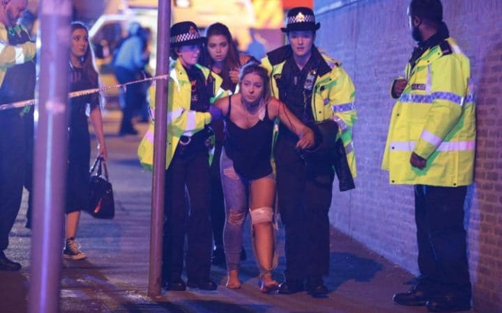 19 killed in Manchester attack