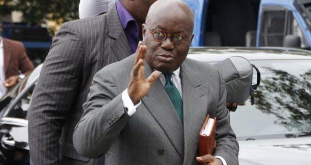 Nana Addo visits Togo today to discuss Galamsey