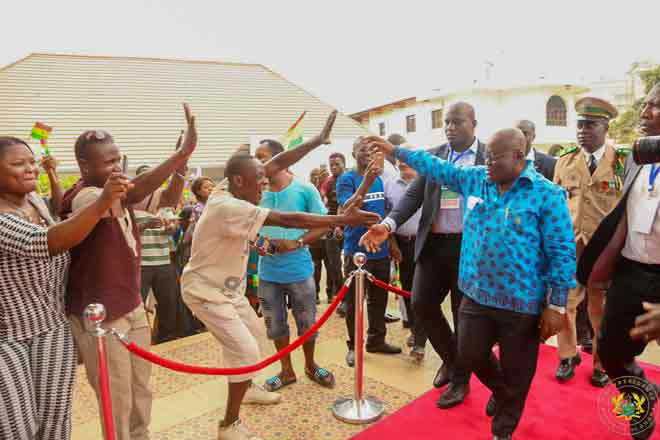 Alternative sources of livelihood for 'galamseyers' in the offing – Akufo-Addo