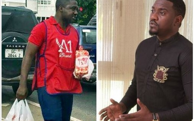 'I was totally out of order': Dumelo apologises to bread seller