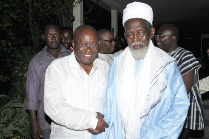 Rededicate yourselves to God and service of humankind--Prez Akufo-Addo urges Muslims
