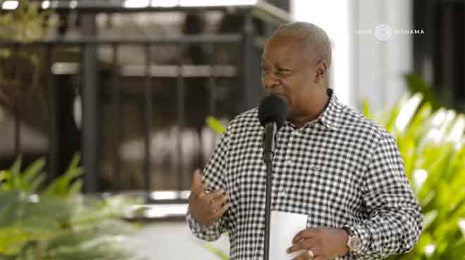 NPP Gov't has lost control over vigilantism – Mahama