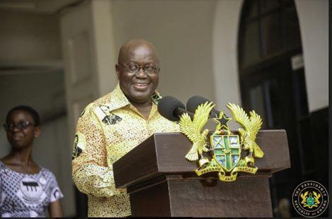 FULL TEXT: Prez Akufo Addo's May Day Address