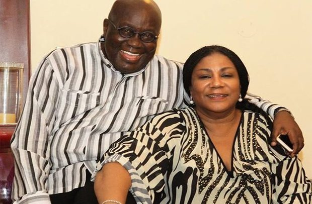 Support My Wife To Save Mothers, Babies – Akufo-Addo
