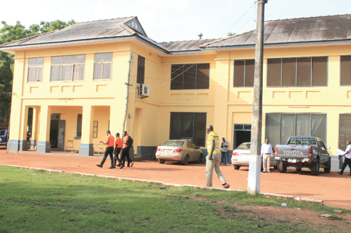 Students of Ghana School of Survey defy Lands Ministry