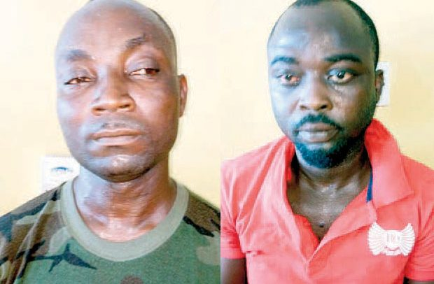 Soldier Arrested For Robbery