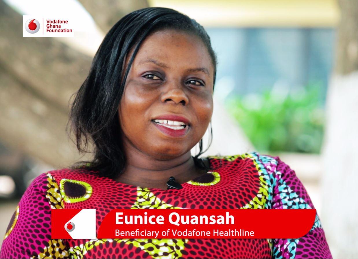 Heart patient endorses Vodafone Healthline