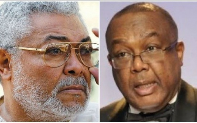 I fired Victor Smith over Nigeria cash - Rawlings