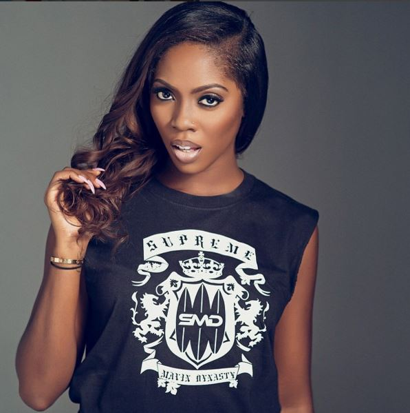 I wish to do a collabo with Shatta ft Kweku Sakyi Addo in bikini - Tiwa Savage