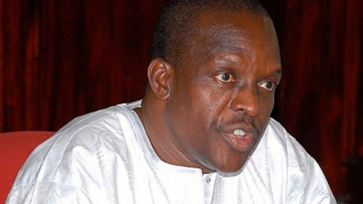 Alban Bagbin admits he is corrupt