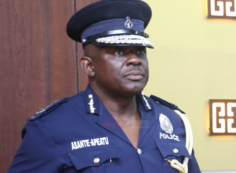 Police Commanders tasked to check impunity, stop galamsey