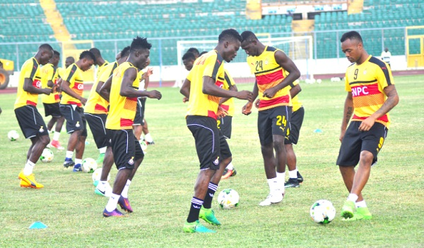 Ghana FA in talks with English sides over release of trio for USA, Mexico friendlies