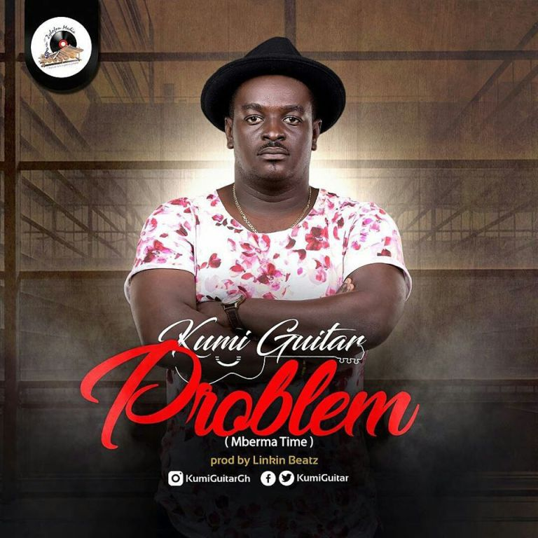"""Listen up: Kumi Guitar Releases """"Problem"""" For The Boys"""