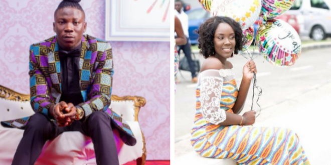 Wedding Bells: Stonebwoy Set To Marry His 'Doctor' Fiancee This Week & We Are Surprised Chale!