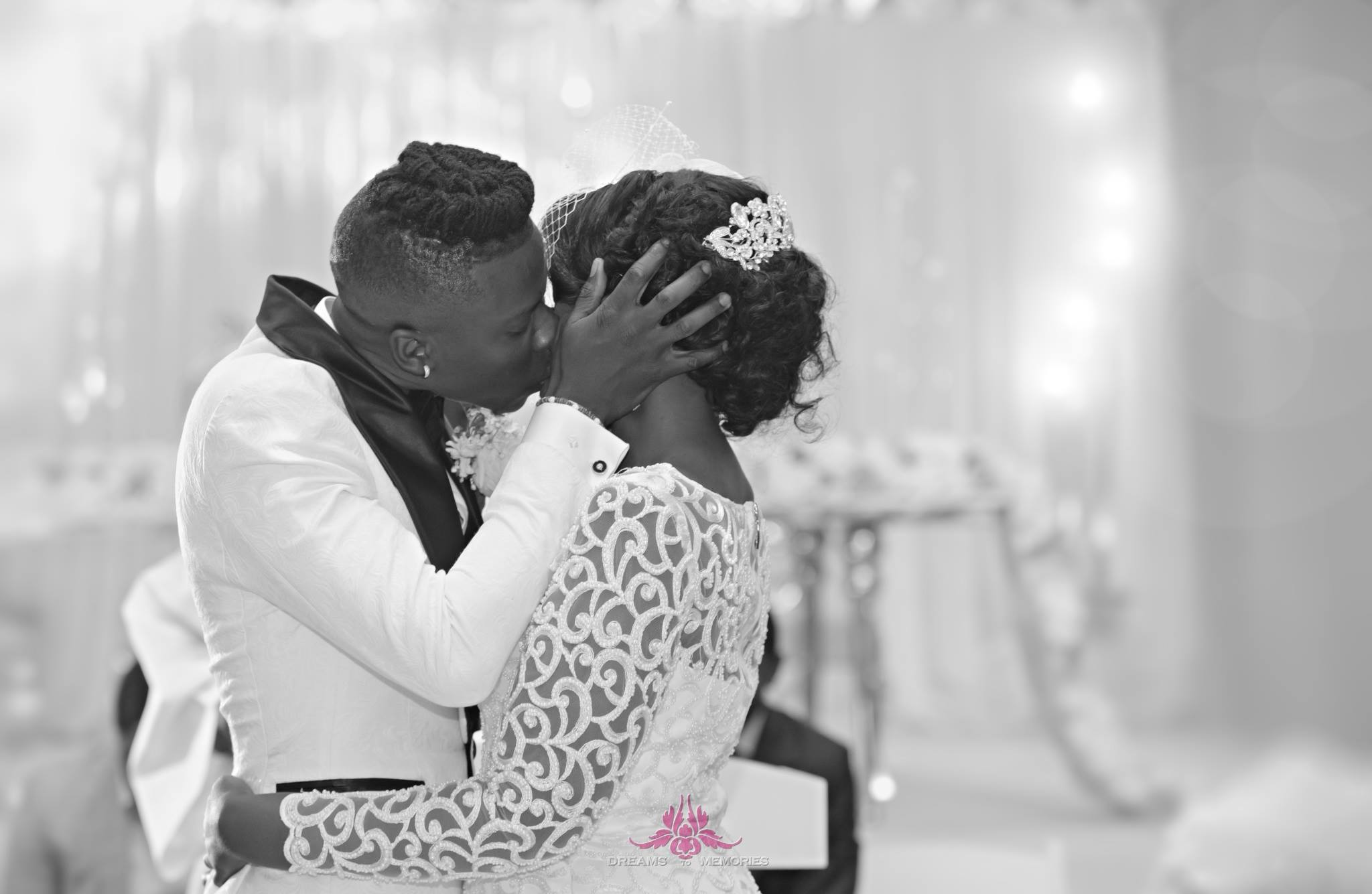 Photos: All you missed at Stonebowy's wedding