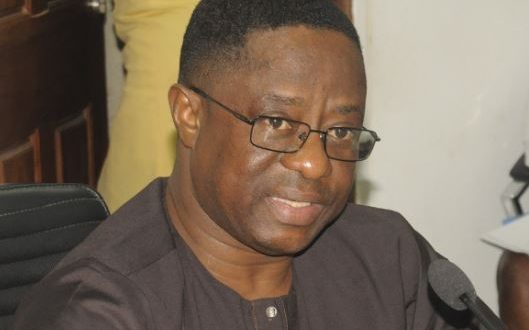 I'm not worried about listening device hidden in my office - Amewu