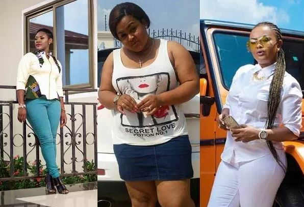 Meet the top 10 richest Kumawood actresses and their net worth