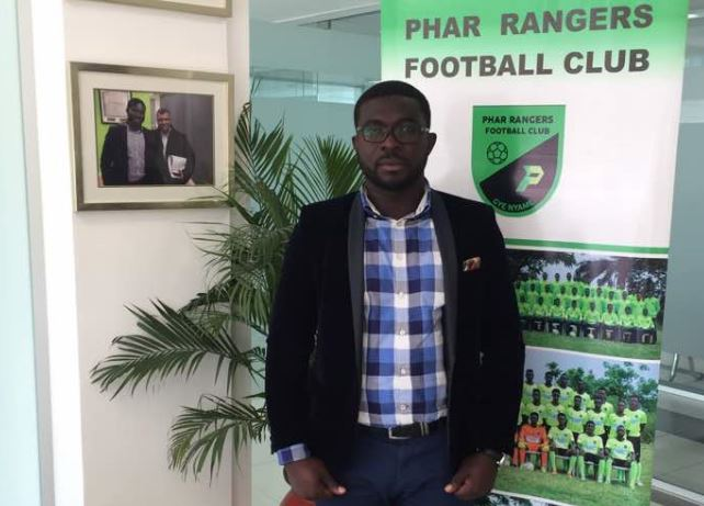 Phar Rangers FC Donate GHc 2000 To Asante Kotoko