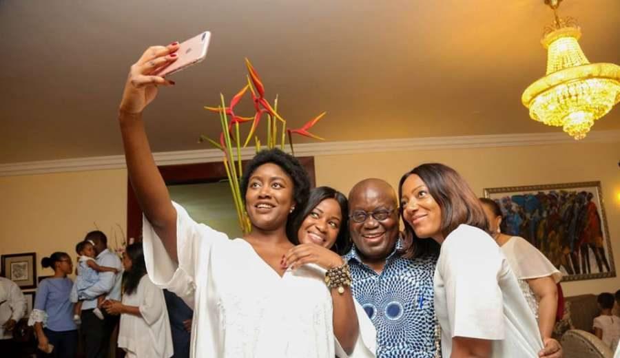 Akufo-Addo's family hijacks Energy Ministry