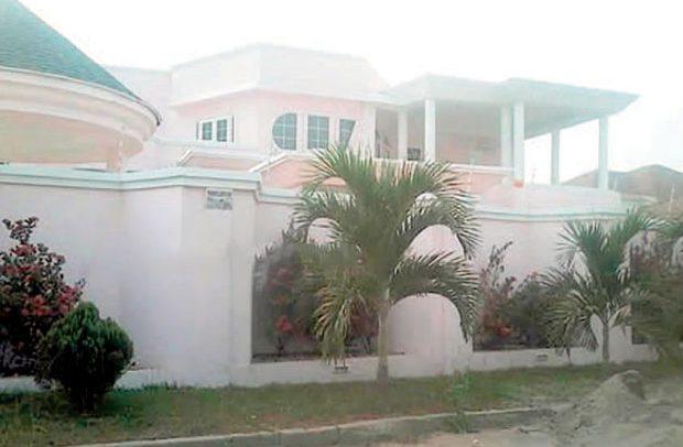 Ruby Cocaine $1.8m House Seized