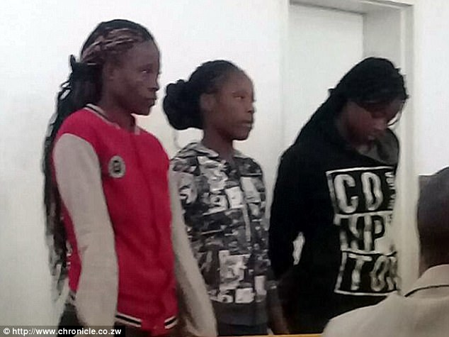 Three Women Rape a pastor by two holding him down while one forced him to have s*x with her