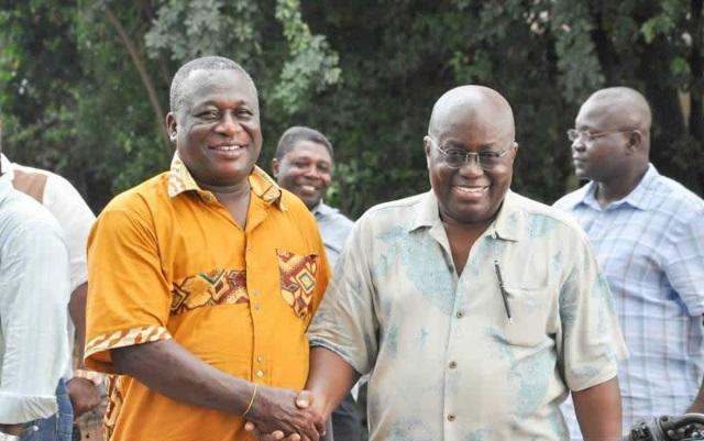 NPP Chairmanship race: Akufo-Addo sabotaging Ntim and Blay, secretly backs Alhaji Short