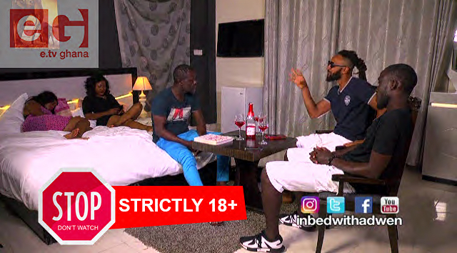 Video: Don't Watch this S*x Program…ETV Warns Viewers