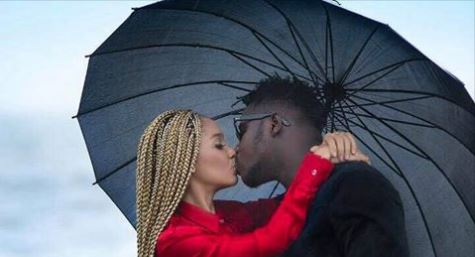 This photo of Medikal and Sista Derby will give you goose bumps