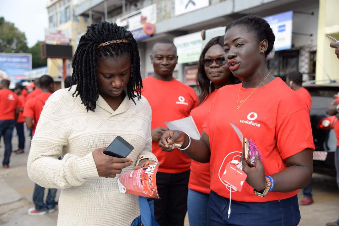 Vodafone launches 'Ekiki Mi' promotion