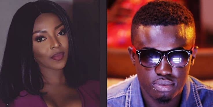 Yvonne Okoro Opens Up On Her Relationship With Musician Criss Waddle