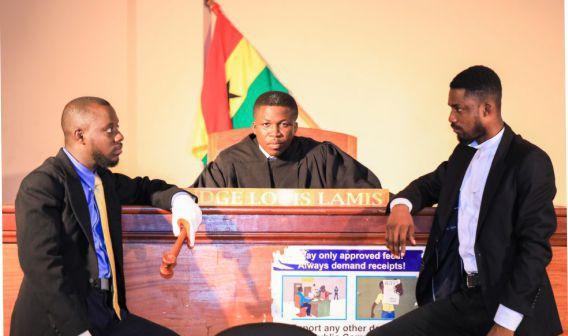 Viral Video: Kejetia vs Makola season 01 episode 04 - Lawyer Ntim charges God