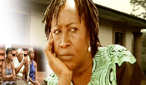 I cry watching my 'wickedness' in movies - Patience Azokwor