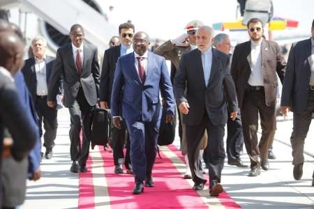 Bawumia arrives in Iran for Presidential inauguration ceremony