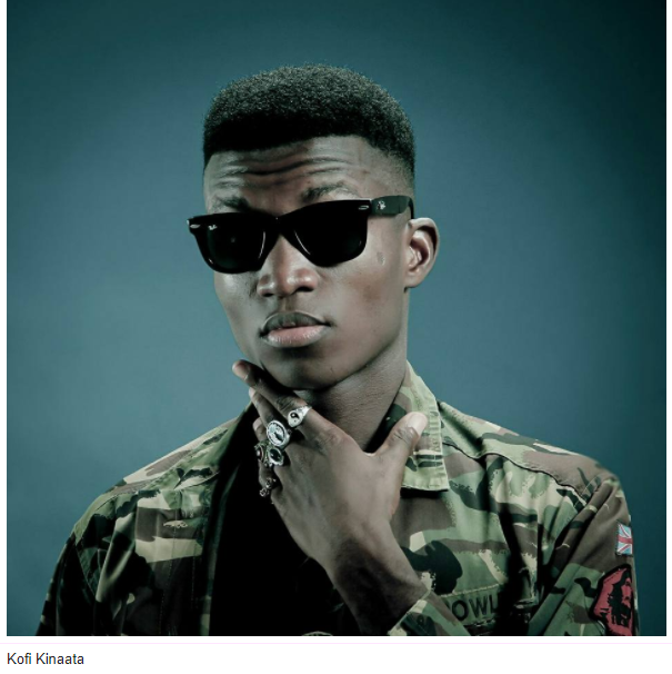 I am better than Sarkodie - Kofi Kinaata