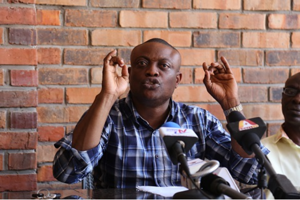 Akufo-Addo and his cabinet members are cowards - Lawyer Maurice Ampaw