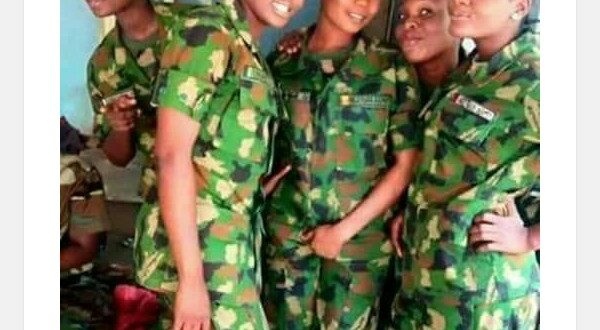 Men Don't Come Forward – Military Women Cry