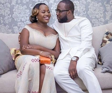 Photos: Mr Eazi's manager ties the knot