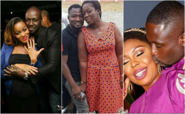 9 Ghanaian Celebrity Marriages That Broke Down and Broke Our Hearts