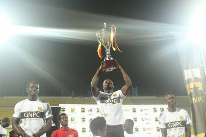 Desmond Aryee wins 2017 GNPC Ghana Fastest Human