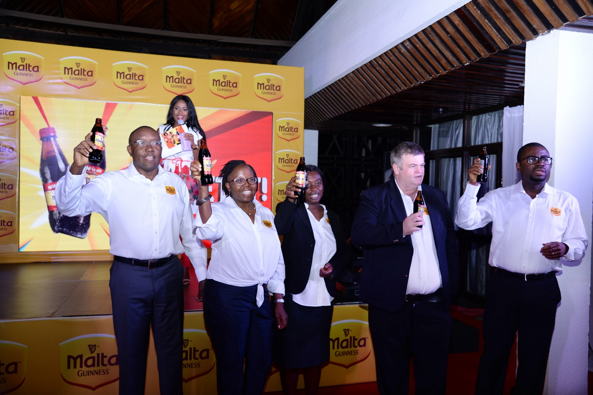 Turning goodness into greatness: Malta Guinness brings on huge promo