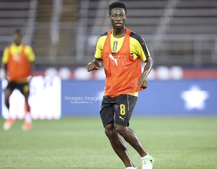 Armed robbers raid home of Ghana midfielder Ebenezer Ofori in Accra; Range Rover Sport stolen