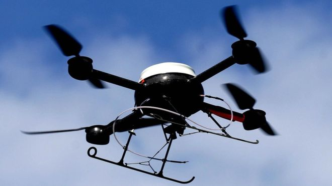 Government to deploy drones worth $3m for anti-galamsey campaign