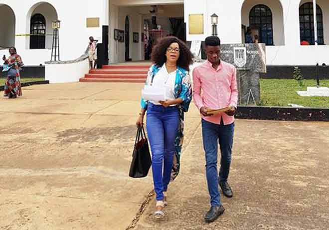 Mzbel praises President Akufo-Addo for free SHS