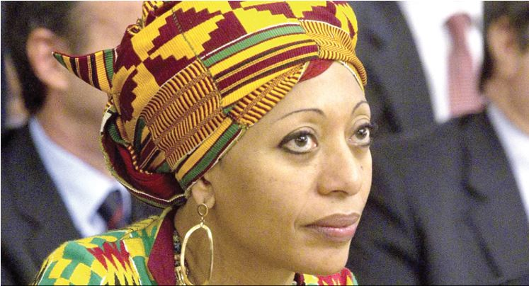 Samia Nkrumah joins Founders Day debate; describes it as sterile
