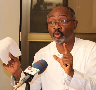 Military clashes with Woyome over valuation of his property