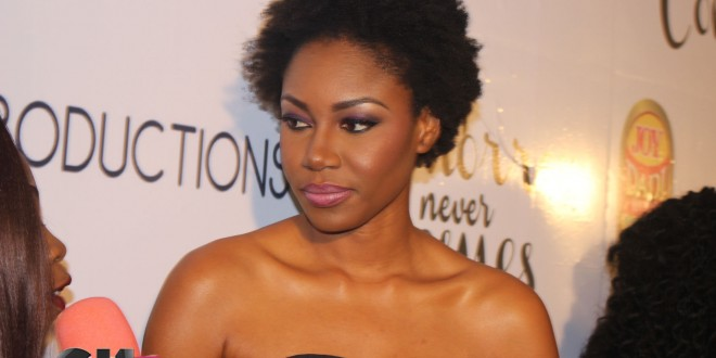 Yvonne Nelson Seeks Signatures To Petition Government Over 'dying movie industry'