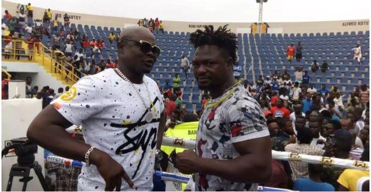 Bastie Samir, Bukom Banku agree on Tamale as venue for rematch